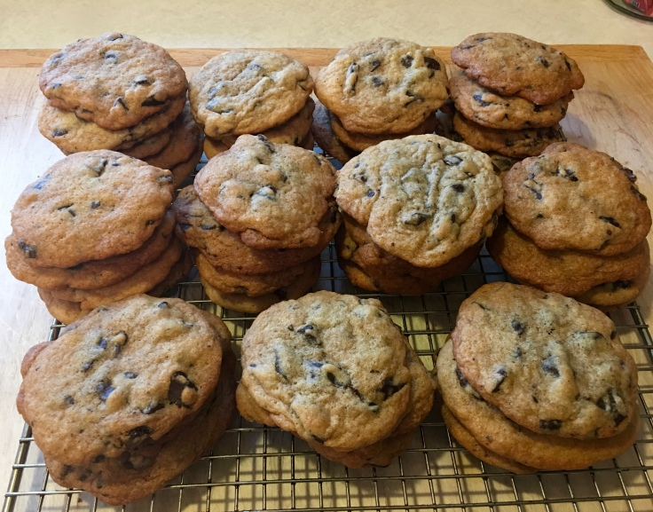 PJ's Choc Chip Cookies | Humming The Snail | Live. Laugh. Eat!