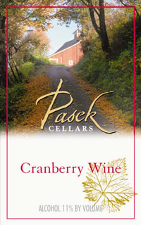 Cranberry Wine by Pasek Cellars | Humming the Snail | Live. Laugh. Eat!