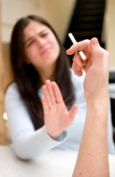 please do not smoke!