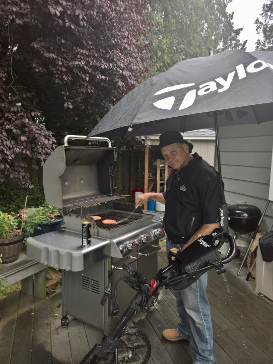BBQ in Seattle, Memorial Day Weekend 2016